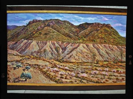 Fernando puche el pintor de la sierra el blog de ruralmur - Pintores en cartagena ...