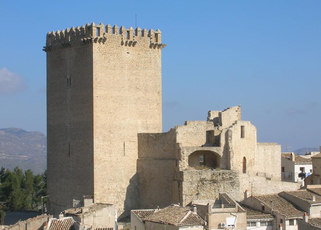 castillo moratalla