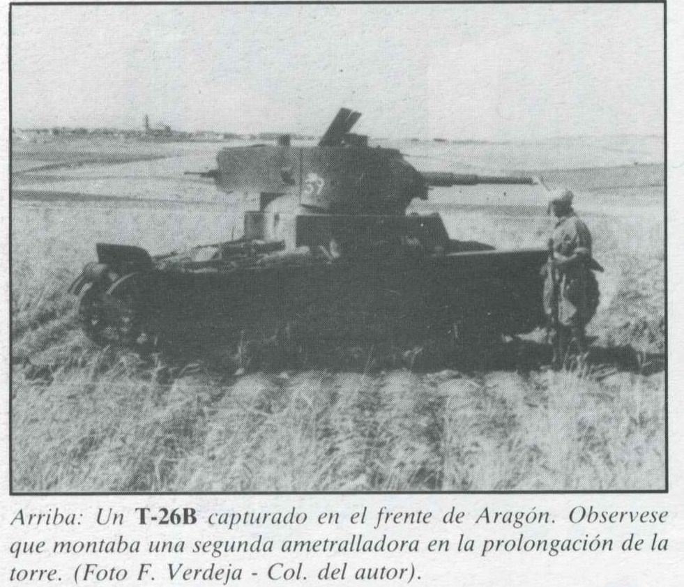 6º T-26 peazo-gato