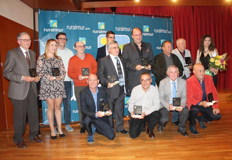 ganadores premios ruralmur 2015