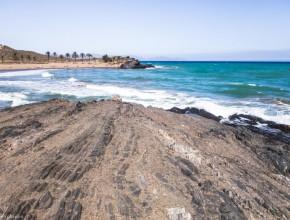 playas de mazarron